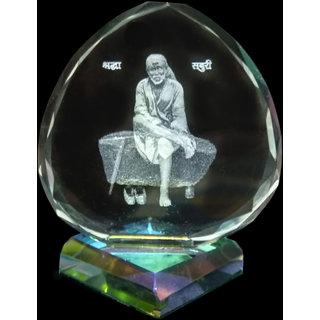 Buy Saibaba Crystal For Car Dashboard Online Get 25 Off