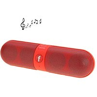 Ridmy B6 Mini Pill Portable Multi-function Bluetooth Sp