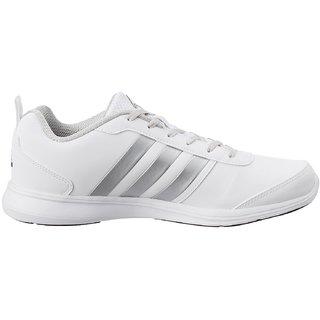 Adidas Alcor SYN 10 m blanco zapatos corrientes de los hombres: buy Adidas Alcor