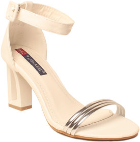 MSC Women'S Silver Stilettos