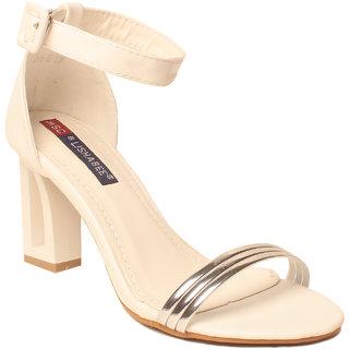 MSC Women'S Silver Stilettos