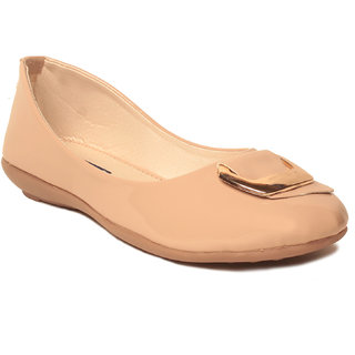 bellies  Buy MSC Women Synthetic Beige Bellies Online - Get 22% Off