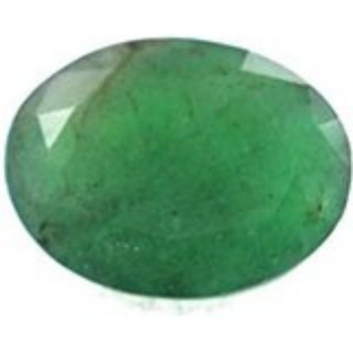 Certified Natural Emerald Gemstone (Panna) 6.25 Ratti