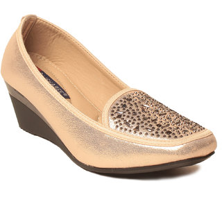 MSC Women'S Gold Casual Shoes