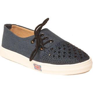 MSC Women'S Blue Casual Shoes
