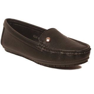 MSC WomenS Black Loafers