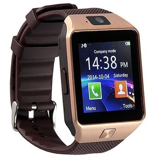 TRASS M9 Golden Smart watch with calling Feature
