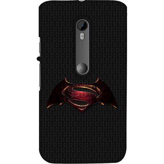 buy online fcad6 03dd0 PrintHaat Mobile Back Cover for Moto G3 :: Motorola Moto G3 (Sci-Fi Super  Power Batman V Superman)