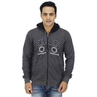Christy World Grey Hooded Sweatshirt