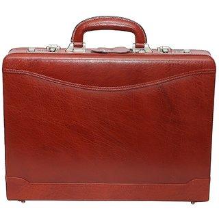 Genuine Leather Briefcase Office Bag EL453