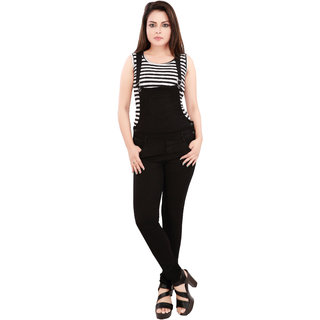 Carrel Denim Fabric Women Dungaree