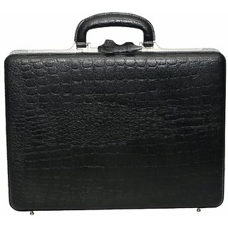 C Comfort Genuine Leather Briefcase Office Bag EL457