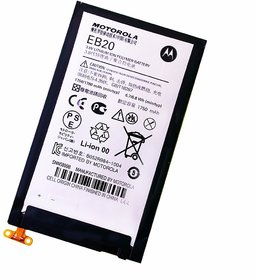 Battery For Motorola Droid Razr XT910  XT912 Mobile Phone EB20 1750 mAh Lithium ion polymer