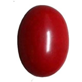 6 Ratti Praval Red Coral Natural Gemstone By AJ RETAIL