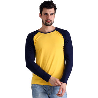 Mens Full Sleeve Cotton T-shirt