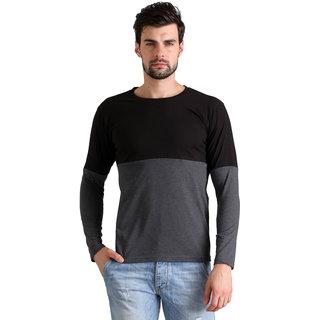Mens Full Sleeve Cotton T-shirt
