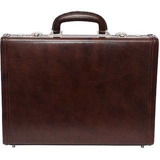 C Comfort Genuine Leather Briefcase Office Bag EL462