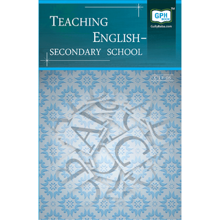 CTE5 Teaching English Secondary School (IGNOU Help book for CTE-5 in English Medium)