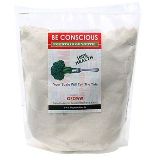 Beconscious Healthy and Nutritious Organic Whole Wheat Flour Atta Pack of 500 Gms