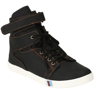 Dia A Dia Sneaker Style Lifestyle Black Casual Shoes