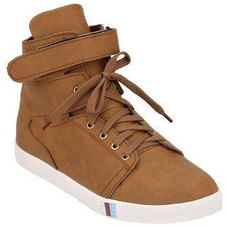 Dia A Dia Lifestyle Beige Casual Shoes