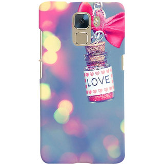 new product f550a f57f4 Buy Huawei Honor 7 back cover by Caseking Online @ ₹349 from ShopClues
