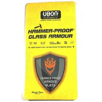 ONE PLUS 3  3T TEMPERED GLASS FULL HAMMER PROOF GLASS ARMOUR