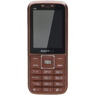 Blackbear Feature Mobile Phone C-99 Coffee Color