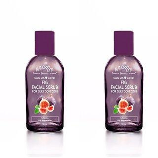 Aroma Secrets Fig Facial Scrub combo-(FF-2)