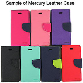 mercury Diary Wallet Flip Cover for Redmi note 3