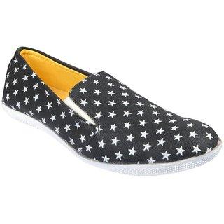 Dia A Dia Black Lifestyle Shoes