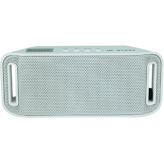 Sonics IN BT506 Portable Bluetooth Mobile/Tablet Speaker  White, single unit Channel  Bluetooth Speakers