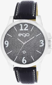 EGO BY MAXIMA SILVER Dial ANALOG Watch For MEN - E-0106