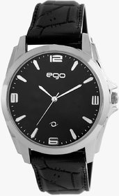 EGO BY MAXIMA SILVER Dial ANALOG Watch For MEN - E-4038