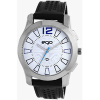 EGO BY MAXIMA SILVER Dial ANALOG Watch For MEN - E-4043