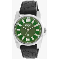 EGO BY MAXIMA SILVER Dial ANALOG Watch For MEN - E-4046