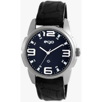 EGO BY MAXIMA SILVER Dial ANALOG Watch For MEN - E-4048