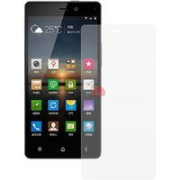 GIONEE E6 CLEAR SCREEN GUARD WITH PACK OF 2 ////PLASTIC
