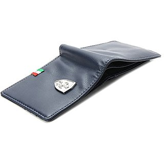Puma Men Blue Wallet
