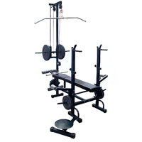 All IN 1 Home Gym Equipment  20 IN 1 Bench From Paramount