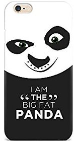 iphone 6 BIG FAT Panda