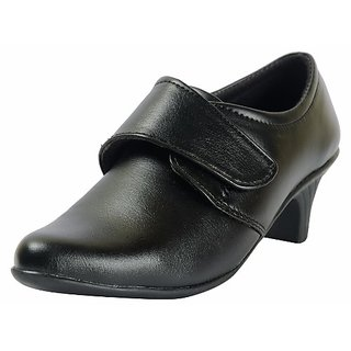 Belly Ballot Womens Black Formal Shoes
