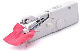 VKA Portable Cordless Electric mini Sewing Machine Handheld Handy Stitch Set