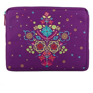 Pinaken Multicolor Laptop Sleeve Bag Pouch 14 Inch For Dell/Toshiba/Sony/Samsung/Acer And McBook