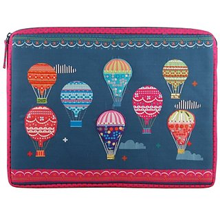 Pinaken Multicolor Laptop Sleeve Bag Pouch 13 Inch For Dell/Toshiba/Sony/Samsung/Acer And McBook