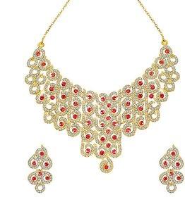 MJ Fancy Necklace Set For Women