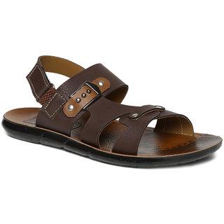Paragon Men'S Brown Sandals