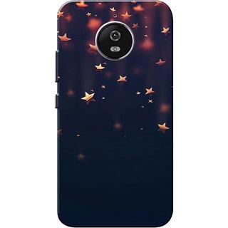 timeless design f3c42 00b69 Moto G5s Case, Shinning Stars Slim Fit Hard Case Cover/Back Cover for  Motorola Moto G5s