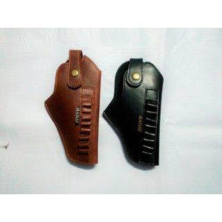 Manav 9mm Pistol Cover (Leather)