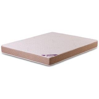 Amara Latex Bliss - Comfort collection - Natural latex mattress - 6 inches - Color Beige - Size 72 inches x 36 inches
